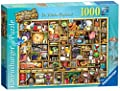 Ravensburger Curious Cupboard Kitchen 1000 Piece Puzzle
