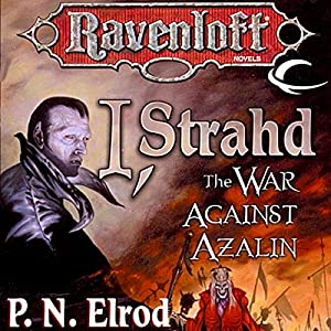 I, Strahd: The War Against Azalin Audiobook