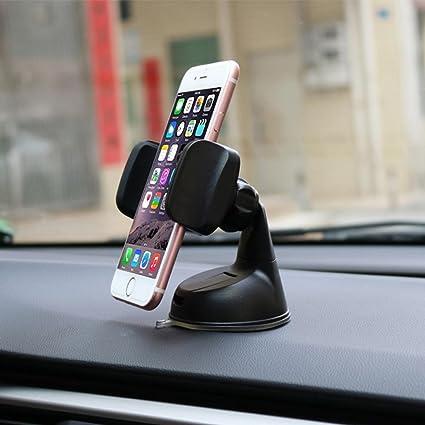Auto teléfono móvil soporte ventilación Auto Apertura de ventilación de montaña Cradle – Soporte para móviles