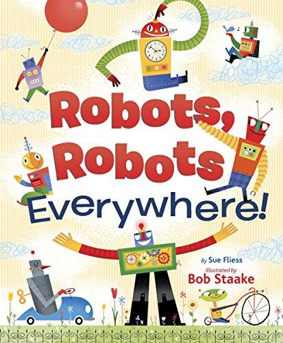 ROBOTS, ROBOTS EVERY