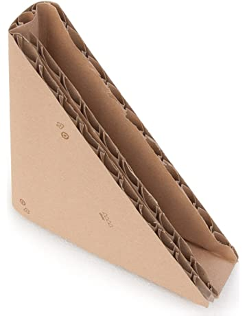10 X Cardboard Packaging Corners For Photo Framing And Mirror Protection Other Art Supplies