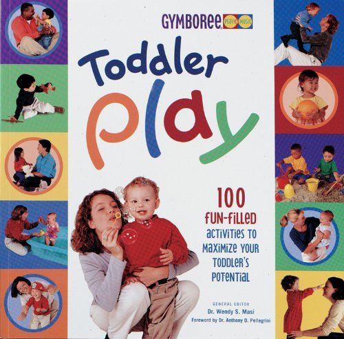 Read Online Toddler Play (Gymboree) pdf epub