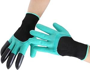 As Seen On TV GG-MC6 Garden Genie Gloves (One Pair)