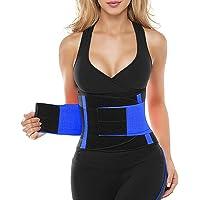 Cinto modelador de cintura feminino modelador de cintura modelador de barriga modelador de corpo cintas esportivas cinta…