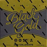 2016 NCAA Panini Black Gold Collegiate Football Hobby Box