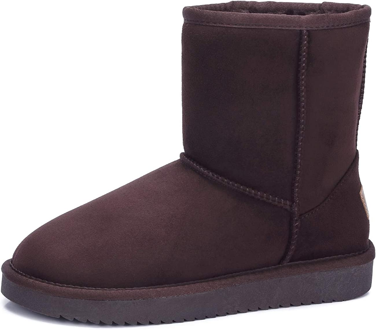 Women's Warm Winter Boots Ankle High