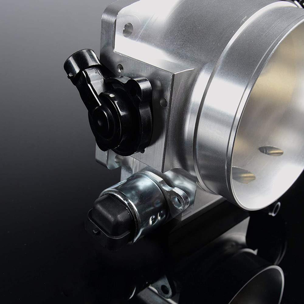 Festnight Throttling Position Idle Air Control Throttling Body Sensors TPS IAC for LS1 LS6 02ECS1201ZBK