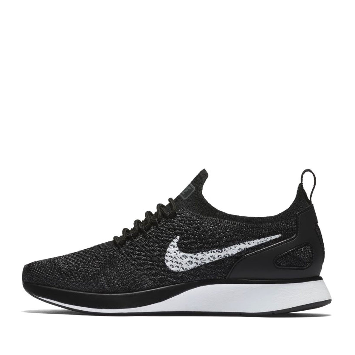 cf52195462f63 Galleon - NIKE AIR Zoom Mariah Flyknit Racer Women s Running Shoes  Black White Dark Grey Aa0521-006 (10.5 B(M) US)
