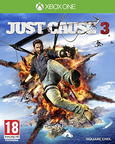 Just Cause 3 /xbox One (Video Just Game Cause)