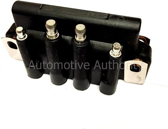 Coil Dual Lead Johnson//Evinrude 3-225hp  583740