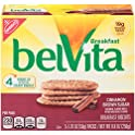 6-Pack of 5 Ct belVita Breakfast Biscuits Cinnamon Brown Sugar