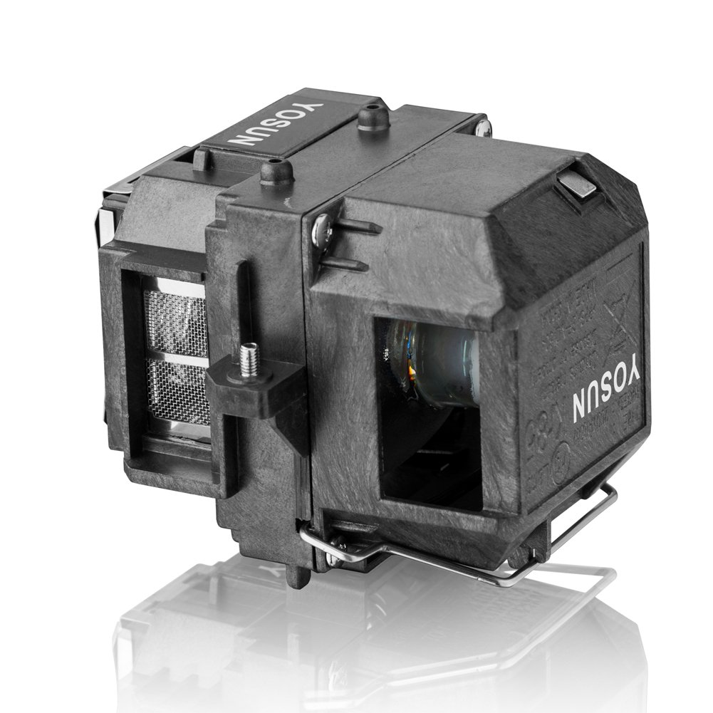 Projector Lamp for EB-470 V13H010L71 Replaces ELPLP71