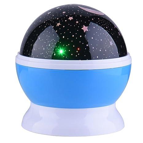 Proyector Estrellas, Isenretail Proyector de Estrellas LED ...