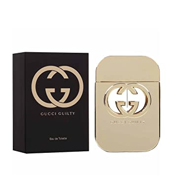 89d8ea787 Amazon.com : Guilty by Gucci for Women, Eau de Toilette Spray, 2.5 Ounce :  Beauty