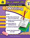 Nonfiction and Fiction Writing, Grade 6, Ruth Foster, 142063979X