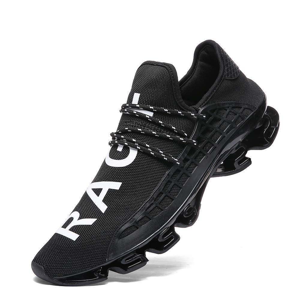 XIDISO Mens Running Shoes Womens Slip On Blade Mesh Fashion Men s Sneakers  Athletic Tennis Sports Cross Training Casual Walking Shoe for Men a8820035c8