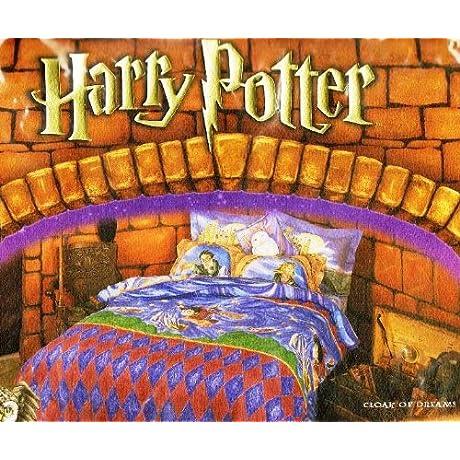 Harry Potter Twin Comforter Cloak Of Dreams