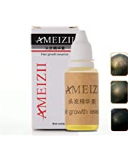 1Bottle Ginger Hair Growth Essence Hair Treatment Serum Strengthens Hair Roots Anti Hair Loss & Hair Thinning Treatment Professional Hair Care Product(20ml/0.7oz)