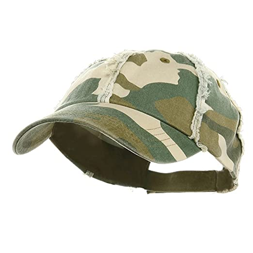 Low Profile Fashion Camo Cap - Olive at Amazon Men s Clothing store ... b0b675442fc