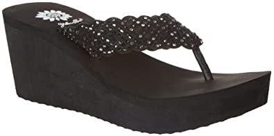 c94b45c399 Yellow Box Women s Deloise Black Sandal