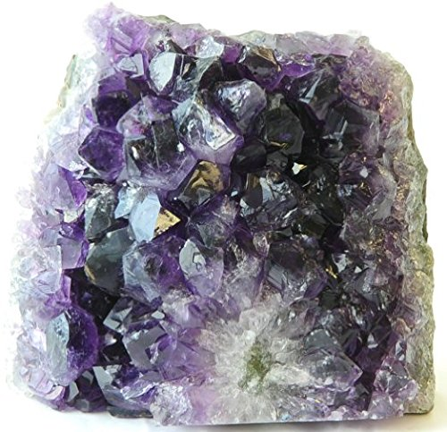 Airblasters Class 3 Natural Amethyst UPRIGHT Standing Stone : 1-2 (Amethyst Cluster Fountain)