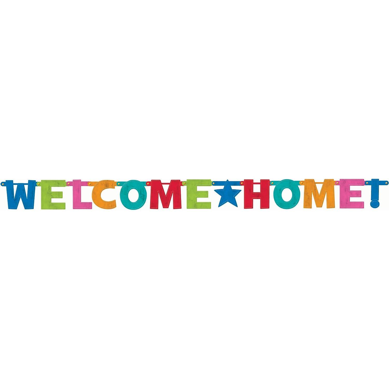 Welcomeホームバナーキット   B00767Q2L6