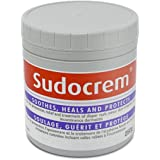Sudocrem - Diaper Rash Cream for Baby, Soothes, Heals, and Protects, Relief and Treatment of Diaper Rash, Zinc Oxide Cream -