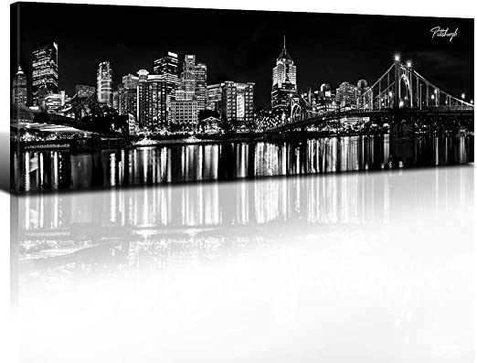 """12/""""x20/""""Chicago Cityscapes HD Canvas prints Painting Home decor Picture Wall art"""