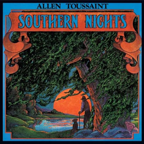 Image result for allen toussaint southern nights