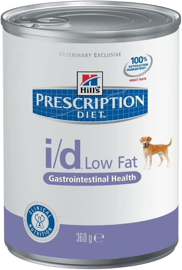 1. Hill's Prescription Diet i/d Digestive Care Canned Dog Food