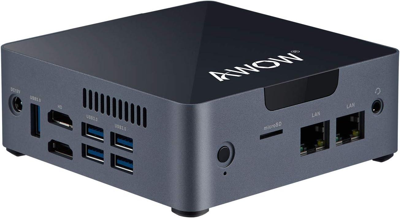 Awow 128GB Intel Celeron J3455 Windows 10 Mini PC $159.99 Coupon