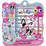 Diary for Girls - 5, 6, 7, 8, 9, 10 Year Old Girl - Kids Journal or Notebook Set With Stationary Accessories in Best Pal Theme