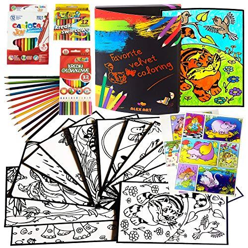 Best Birthday Art Gift for Kids -