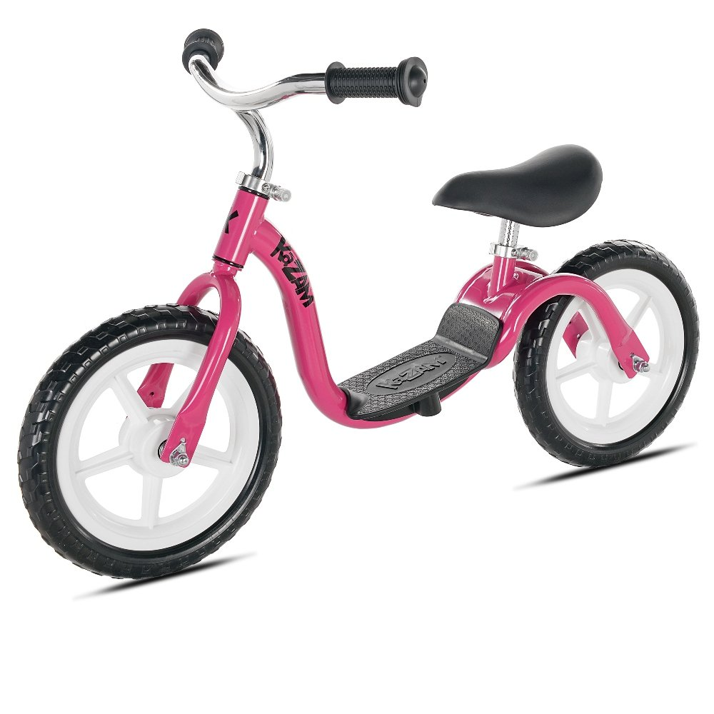 KaZAM V2E Balance Bike Color Pink Kazam Bikes 32402K