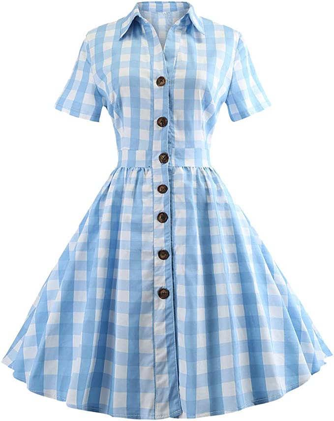 Pervobs Women Casual Feather Print One-Shoulder Short Sleeve Loose Swing Irregular Hem T-Shirt Blouse Tops Camiseta M, Black