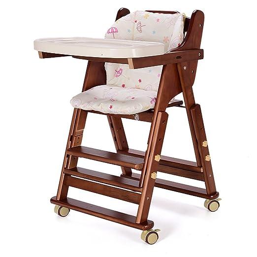 Compra WJS Silla de Comedor de bebé Mesa de Comedor de bebé y ...