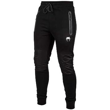 Venum MMA Laser Deportivo Chándal Pantalones- Negro/Negro Negro, X ...