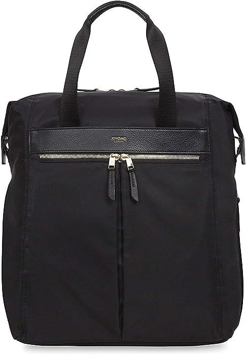 """Knomo Luggage Reykjavik Ultra Lightweight Totepack 15"""" Business Backpack"""