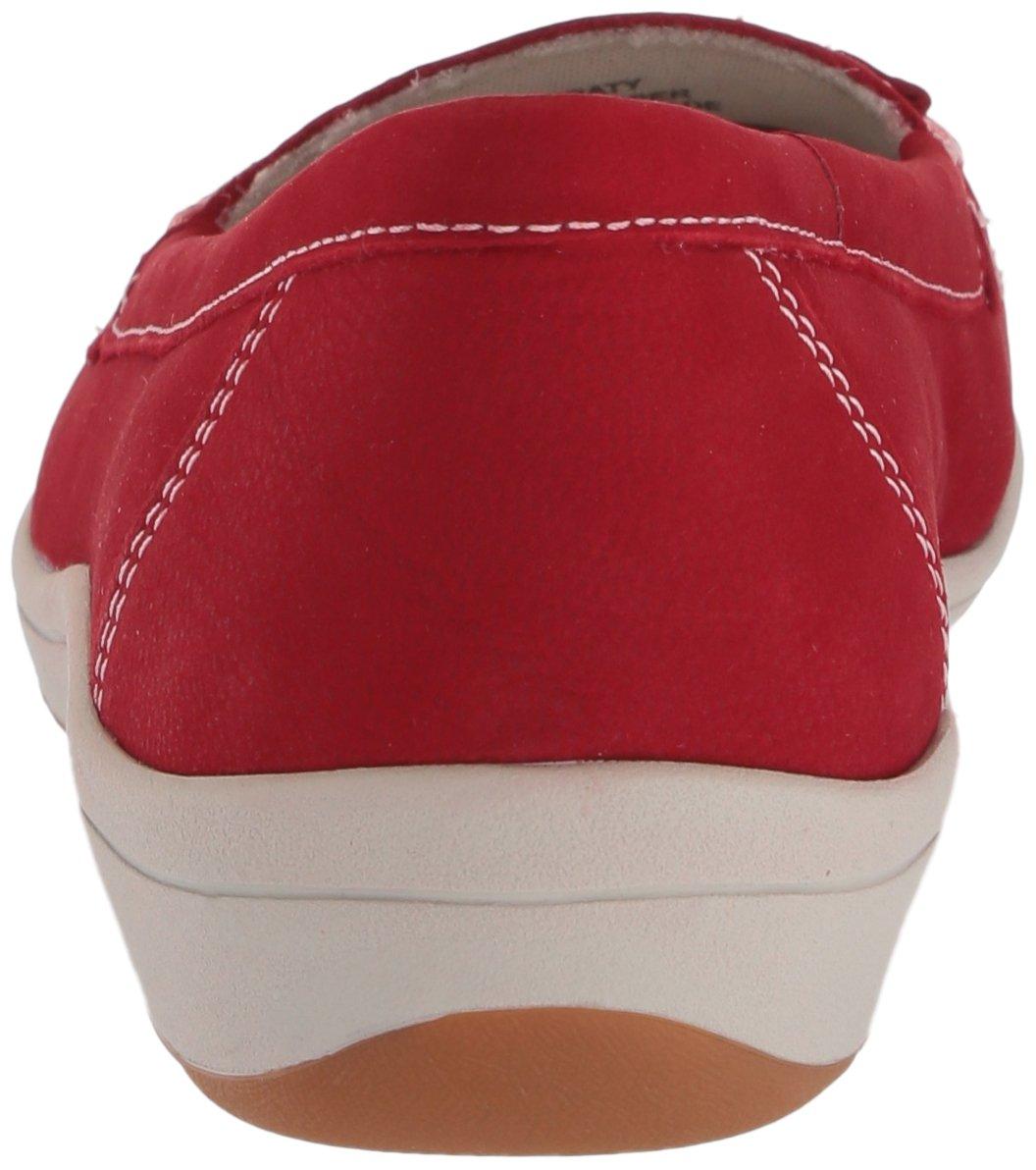 Dámská obuv Loraty Easy Boat 8427 Shoe značky Easy Červené Spirit Červené  8f2e655 7b51a89b807