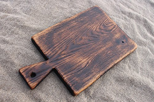oard, Wooden Serving Board, Vintage Wood Board, Chopping Board, Bread Board, Cheese Board, Salvaged Wood Board ()