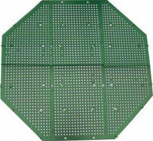 Juwel Bodengitter für Komposter, Grün Grün Juwel H. Wüster GmbH AQ Base