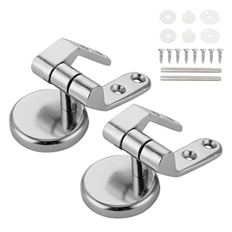 Pleasing Fp Toilet Seat Hinge Replacement Parts With Fittings Stainless Steel Toilet Seat Hinges With Bolts And Nuts Alphanode Cool Chair Designs And Ideas Alphanodeonline