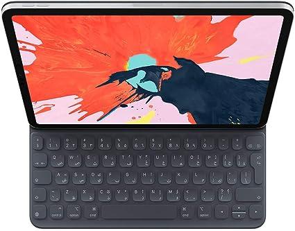 Amazon Com Apple Smart Keyboard Folio For 12 9 Inch Ipad Pro 3rd Generation Us English