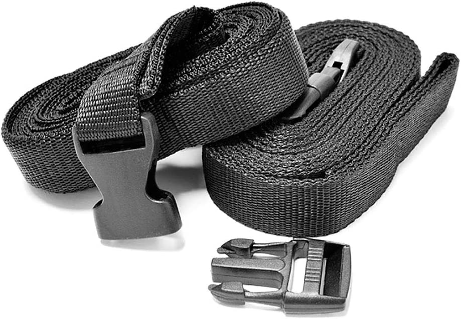 Quick Release Straps 16 Foot 2x Tie Down Storage For Ducati Streetfighter 900 916 999 1000 1098 1198