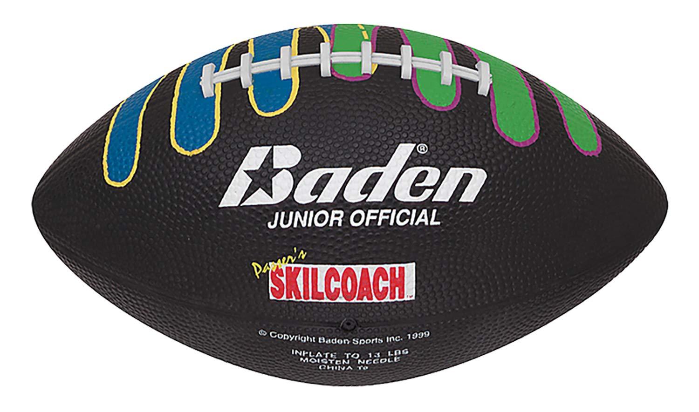 Baden Sports Baden Passerz Skilcoach - Ballon pé dagogique de Foot US pour Enfants FHND6-00-F