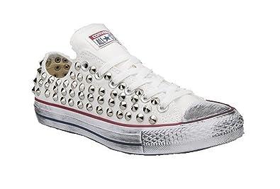 21shoes Converse All Star personnalisé cloutée (Chaussures a