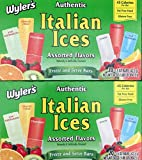 Best Ice Popsicles - Wylers Authentic Italian Ices Original Flavors(2 Pack) ((40) Review