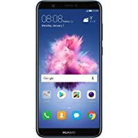 "Huawei P Smart 32Gb Dual Sim FIG-LX3 Pantalla 5.6"" Doble Camara Sensor de Huella Libre de Fabrica Version Internacional"