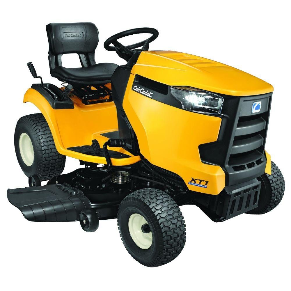 cub cadet xt1 46 review