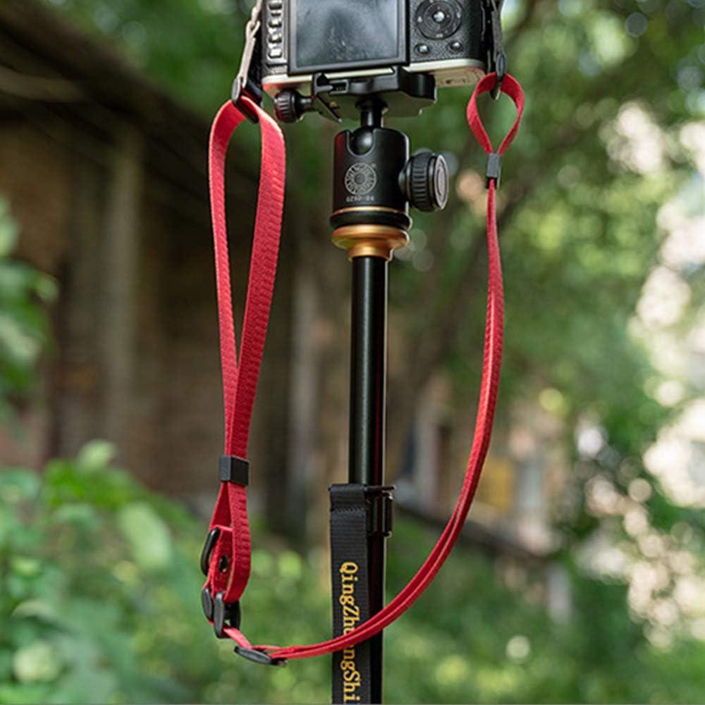 MeterMall New for Adjustable Shoulder Neck Camera Strap for SLR Camera Micro SLR Camerae Card Machine ArmyGreen